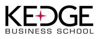 Logo ASSOCIATION GROUPE KEDGE BUSINESS SCHOOL